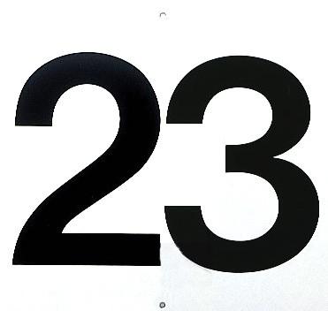 Platznummern 10-20